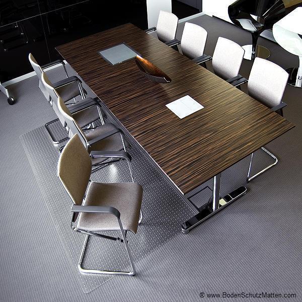 bodenschutzmatte rollsafe hochtransparent f r teppichb den. Black Bedroom Furniture Sets. Home Design Ideas